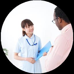 医療英語に興味があるまたは日本で外国人患者の役に立ちたい