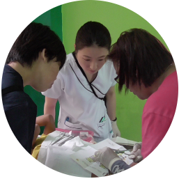 海外医療施設での実習を積み、国際的に活躍できる看護師を目指したい