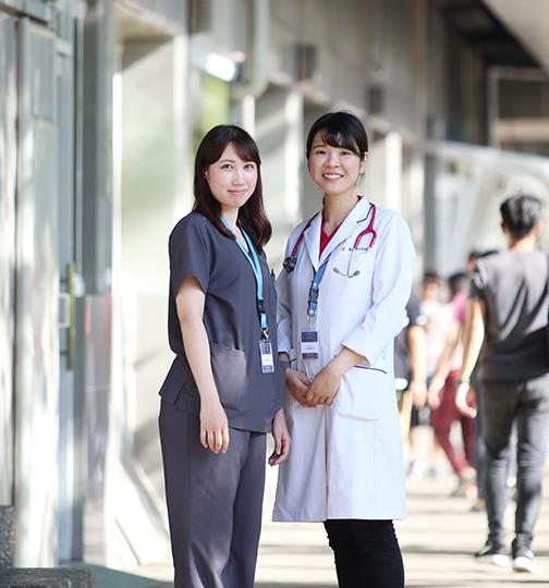 医療現場での研修