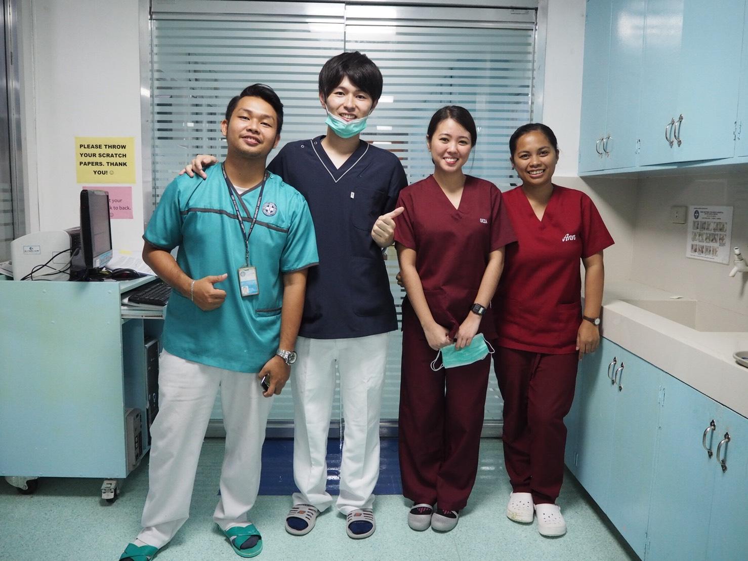 『毎期10名限定』グローバル看護師育成コースの生徒を募集開始します!
