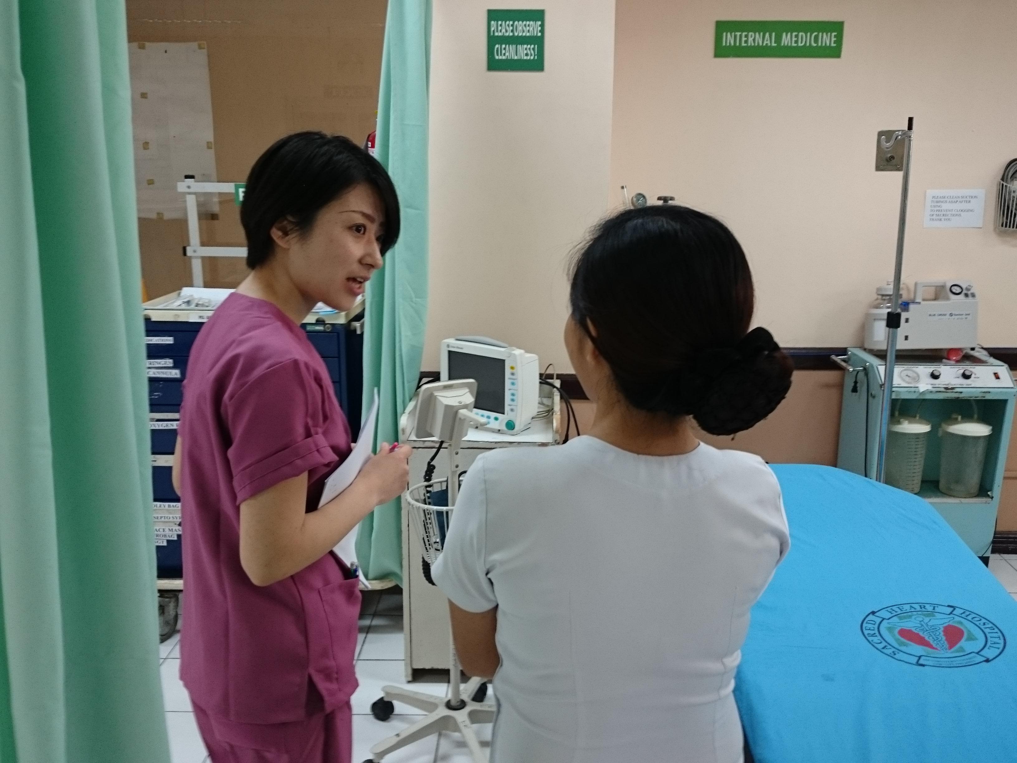 海外の病院で、入院の付き添いに行ってきました!セブの病院事情