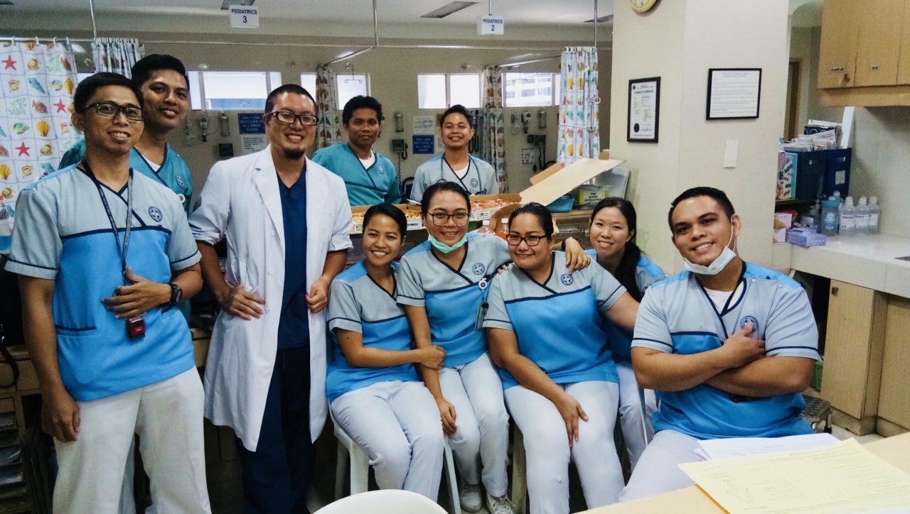 HLCAの歯科英語カリキュラムとフィリピンの歯科事情について